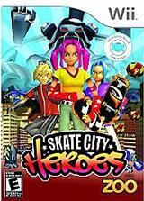 Skate City Heroes