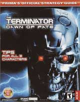 Terminator Dawn of Fate Official Strategy Guide Book