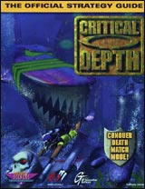 Critical Depth Official Strategy Guide Book
