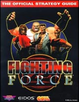Fighting Force Official Strategy Guide Book
