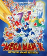 Mega Man X Official Secrets