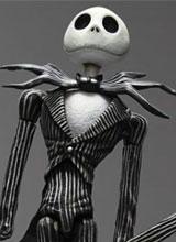 Kingdom Hearts Play Arts Jack Skellington Action Figure