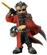 Final Fantasy: Trading Arts Volume 2 Mini Auron