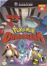 Pokemon Colosseum with Jirachi Bonus Disc