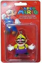 Super Mario Keychain Collection Wario