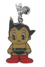 Astro Boy: Stamped Keychain Standing Pose