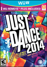 Just Dance 2014 with Wii Remote Bundle