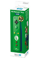 Nintendo Wii Remote Plus Luigi Limited Edition