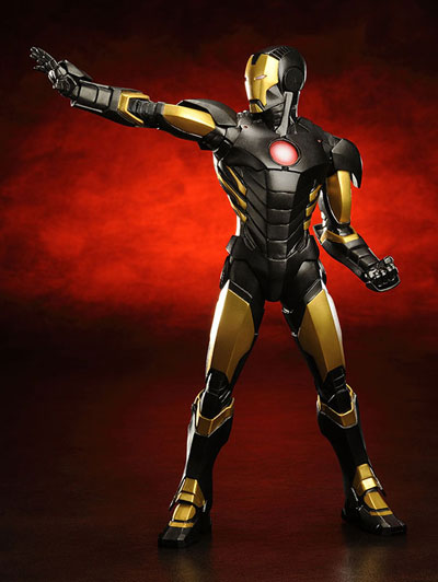 Marvel Comics Avengers Now Iron Man 8 Inch 1/10 Scale ARTFX+ Statue