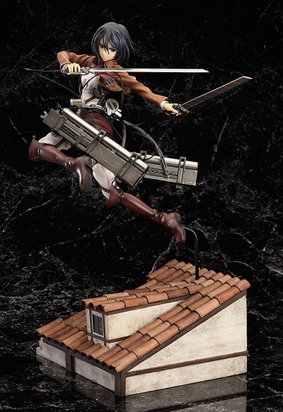 Attack On Titan Mikasa 1/8 Scale PVC Fig DX Version
