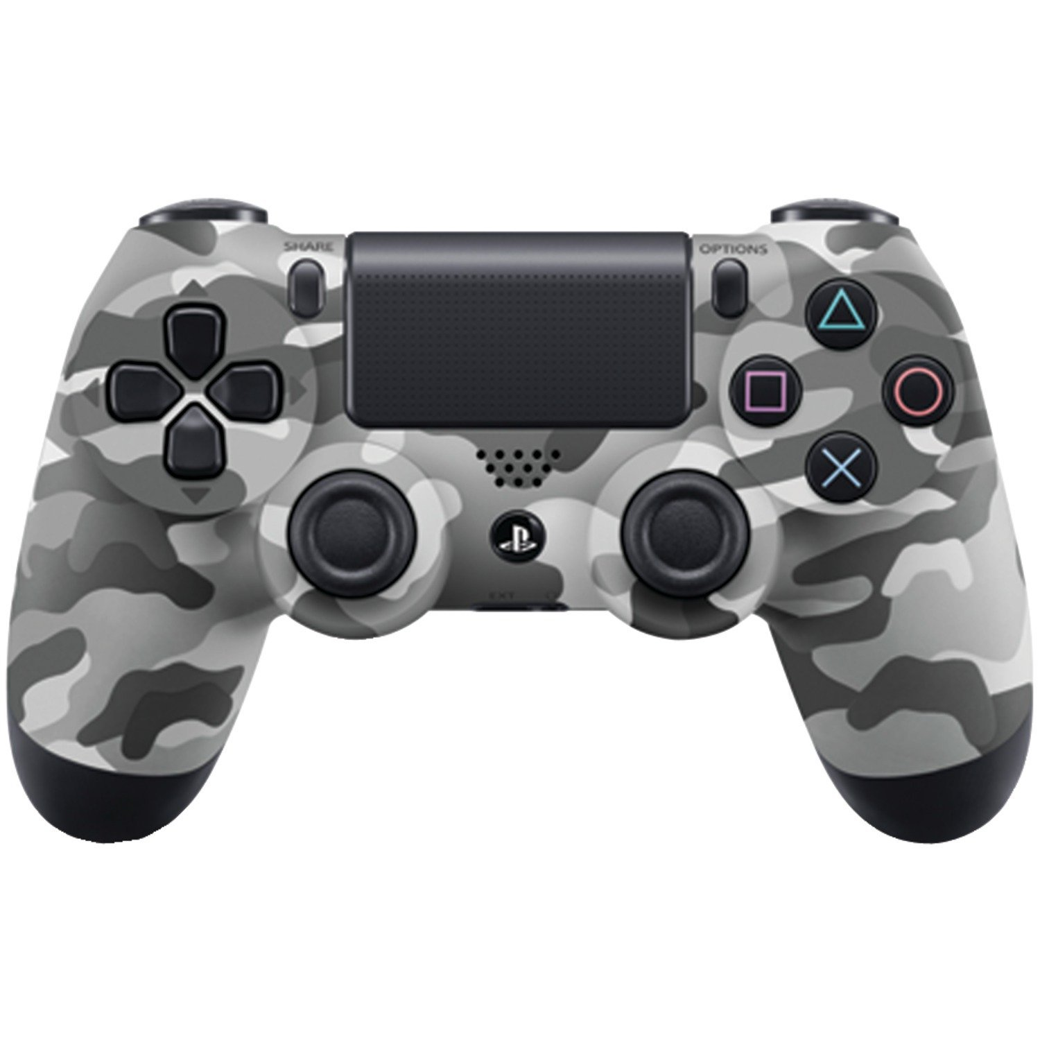 PlayStation 4 Dualshock 4 Controller Urban Camouflage Sony