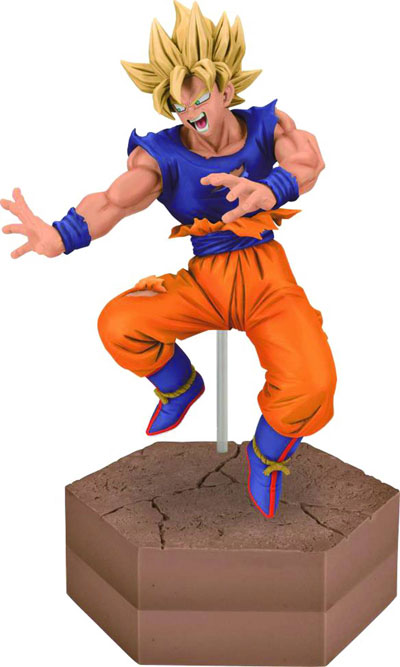 Dragon Ball Z: DXF Goku Figure