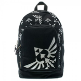 Legend of Zelda: Skyward Sword Triforce Gray Logo Backpack