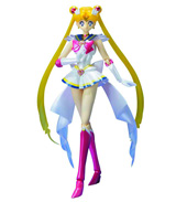 Sailor Moon Super Sailor Moon S.H.Figuarts Action Figure