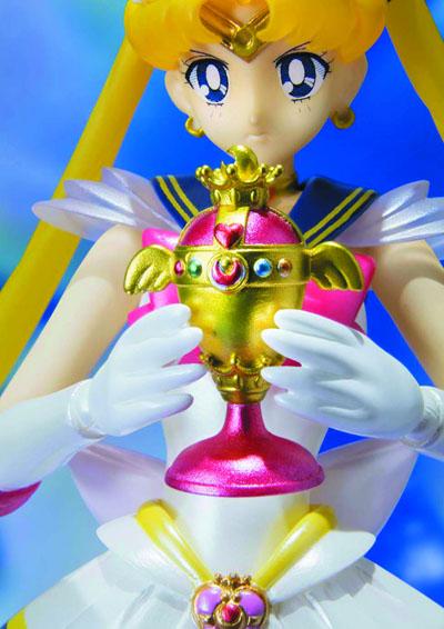 Sailor Moon Super Sailor Moon S.H.Figuarts Action Figure 2