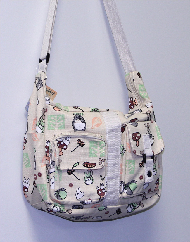 My Neighbor Totoro: Large Shoulder Bag