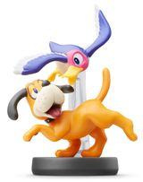amiibo Duck Hunt Super Smash Bros.
