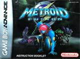 Metroid Fusion Instruction Manual