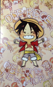 One Piece: Welcome to New World Digital Print