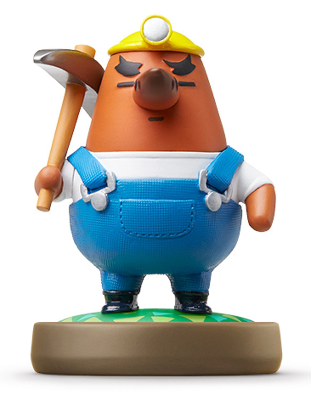 amiibo Resetti Animal Crossing