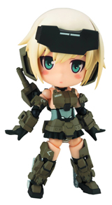 Frame Arms Girl Gourai Cu-Poche Action Figure