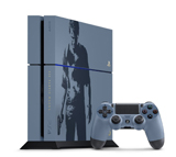 Sony Playstation 4 500GB Uncharted 4 Limited Edition Bundle