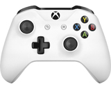 Xbox One Wireless Controller White Microsoft