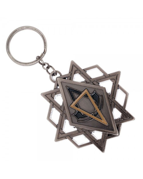 Assassins Creed Movie Keychain