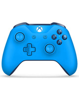 Xbox One S Wireless Blue Controller Microsoft