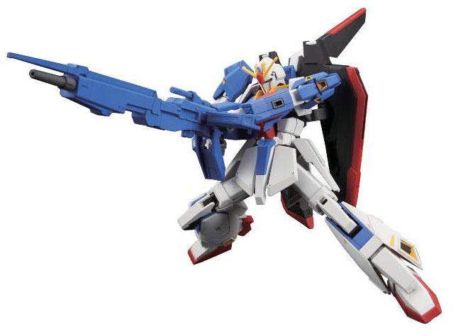 Gundam Gunpla Evolution Project Zeta Model Kit
