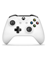 Xbox One S Wireless White Controller
