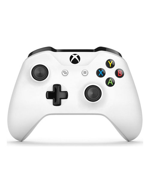 Xbox One Wireless S White Controller