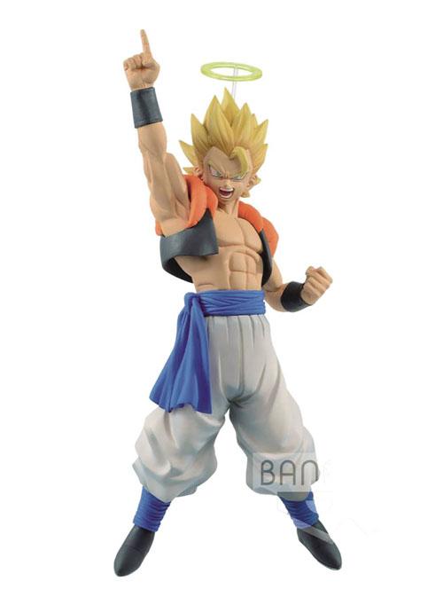 Dragon Ball Z Figuration Super Saiyan Gogeta Figure