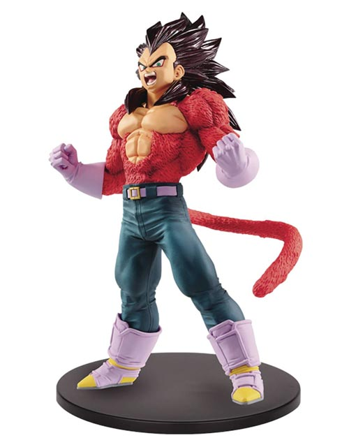 Dragon Ball GT Blood of Saiyans Vegeta Special IV Figure