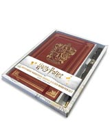 Harry Potter Gryffindor Hardcover Journel & Pen Set