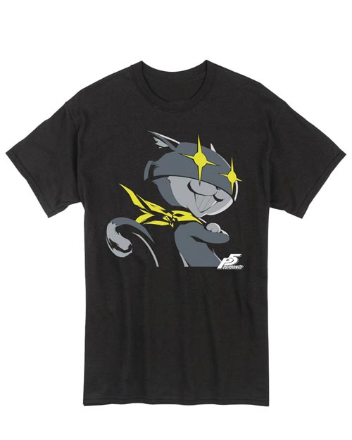 Persona 5 Morgana T-Shirt Extra Large