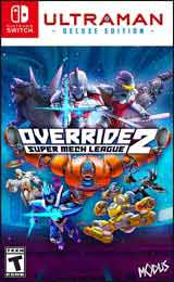 Override 2: Super Mech League Ultraman Deluxe Edition