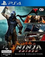 Ninja Gaiden Master Collection Trilogy