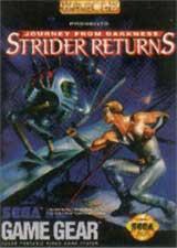 Strider Returns