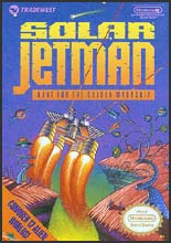 Solar Jetman: Hunt for the Golden Warship
