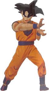 Dragon Ball Z Collector's Edition Goku Statue