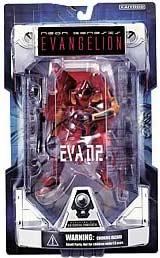 Neon Genesis Evangelion Unit-02 Red Action Figure