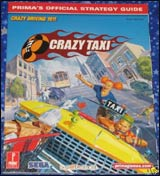 Crazy Taxi Prima's Official Strategy Guide