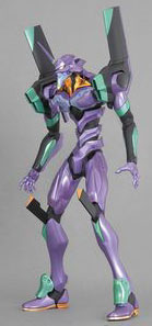 Neon Genesis Evangelion Perfect Grade EVA-01 Limited Coating Edition Figure