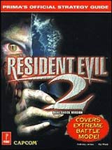 Resident Evil 2 Prima's Official Strategy Guide