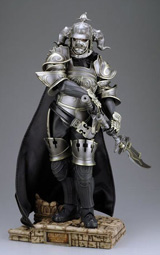 Final Fantasy XII: Judge Master Gabranth Masterpiece Arts 1/4 Scale Statue