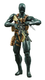 Metal Gear Solid 4 Octocamo Ultra Detail Action Figure
