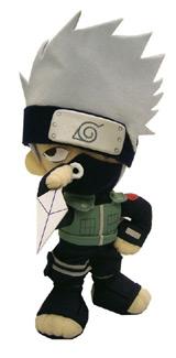 Naruto Kakashi Plush