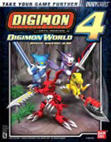 Digimon World 4 Official Strategy Guide