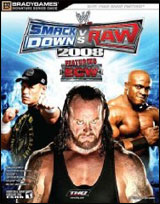 WWE SmackDown vs. Raw 2008 Guide by BradyGames
